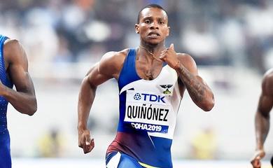 """""""Tượng đài chạy tốc độ"""" Alex Quinonez bị bắn chết tại Ecuador"""