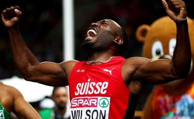 """Kỷ lục gia châu Âu chạy 100m bị loại khỏi Olympic Tokyo vì… """"thịt bẩn""""?"""