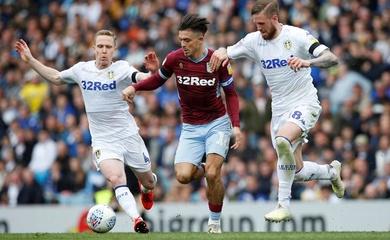 Lịch trực tiếp Bóng đá TV hôm nay 23/10: Aston Villa vs Leeds United