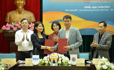 Bao phủ làng bóng chuyền: FLC tài trợ thêm giải hạng A năm 2021