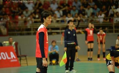 Sau siêu kỷ lục, Bích Tuyền tiếp tục ghi 48 điểm trong một trận đấu tại Cúp Hùng Vương