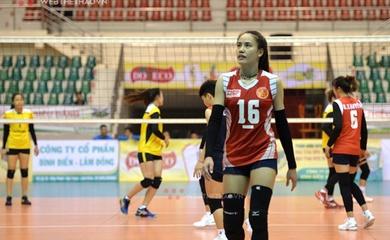 """Kinh Bắc Bắc Ninh tiếp tục lọt """"bảng tử thần"""" tại vòng 2 giải bóng chuyền VĐQG"""