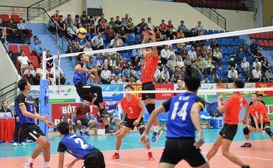 Cục diện giải bóng chuyền VĐQG Cúp Bamboo Airways sau 3 ngày thi đấu