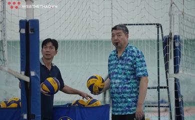 HLV Li Huan Ning tiếp tục đồng hành, chinh phục giấc mơ vàng SEA Games cùng bóng chuyền Việt Nam