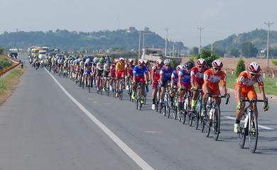Khởi tranh Cuộc đua xe đạp Nam Kỳ Khởi Nghĩa