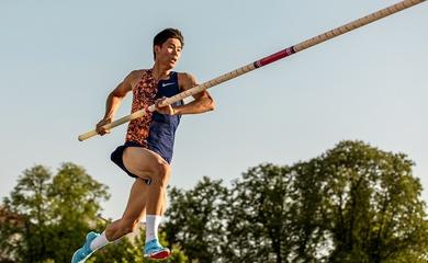 Nhà vô địch SEA Games phá kỷ lục châu Á nhảy sào tồn tại 23 năm
