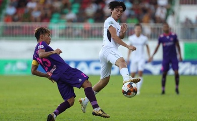 Lịch trực tiếp Bóng đá TV hôm nay 25/10: HAGL vs Sài Gòn