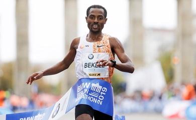 Chờ kỷ lục thế giới của Kenenisa Bekele ở Berlin Marathon 2021