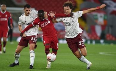 Link xem trực tiếp Liverpool vs Arsenal, cúp Liên đoàn Anh 2020
