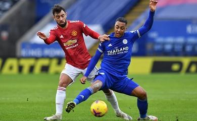 MU sẵn sàng kéo dài kỷ lục bất bại sân khách trước Leicester