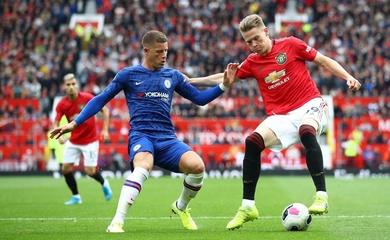 Lịch trực tiếp Bóng đá TV hôm nay 24/10: MU vs Chelsea