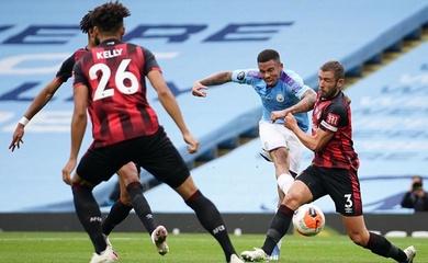 Link xem trực tiếp Man City vs Bournemouth, cúp Liên đoàn Anh 2020