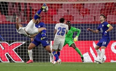 """Mehdi Taremi ghi bàn """"xe đạp chổng ngược"""" theo kiểu Ronaldo và Bale"""