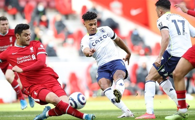 Liverpool đau khổ vì cái tên Ollie Watkins của Aston Villa