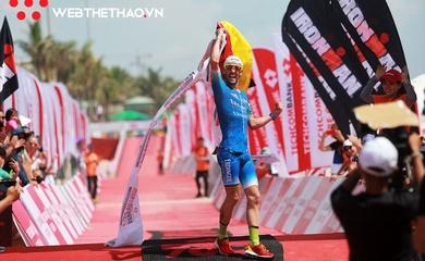 Nhà vô địch IRONMAN Vietnam 70.3 Patrick Lange đăng quang Challenge Roth 2021