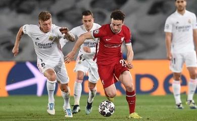 Link xem trực tiếp Liverpool vs Real Madrid, cúp C1 hôm nay 15/4