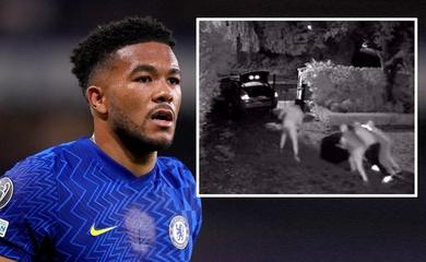Ngôi sao Chelsea tiết lộ cảnh quay kẻ trộm đột nhập khuân két sắt
