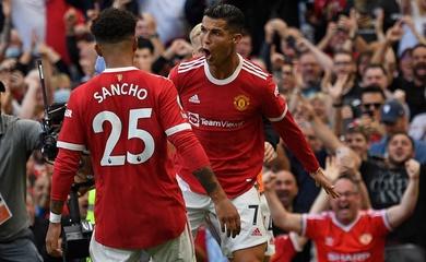 Quỹ lương của MU tăng kỷ lục với sự xuất hiện của Ronaldo