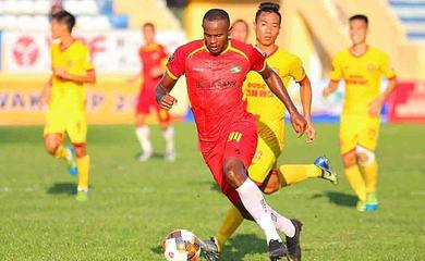Lịch trực tiếp Bóng đá TV hôm nay 31/10: SLNA vs Nam Định