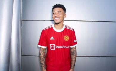 Người hâm mộ MU phản ứng với việc Sancho chọn số áo mới