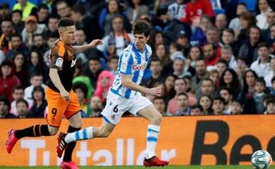 Link xem trực tiếp Real Sociedad vs Valencia, La Liga 2020