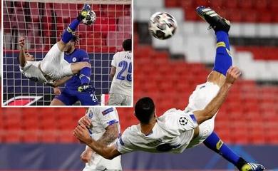 Bàn thắng đẹp nhất mùa giải của UEFA thuộc về Mehdi Taremi