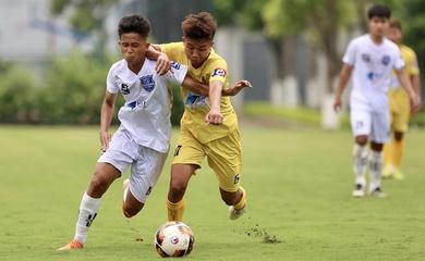 Kết quả U17 Nutifood vs U17 HAGL, video bán kết U17 quốc gia 2020