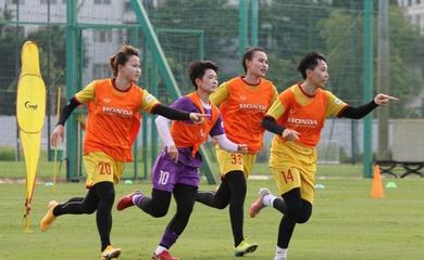 Hủy tập huấn tại Cẩm Phả, tuyển nữ Việt Nam lên kế hoạch sang UAE đá giao hữu