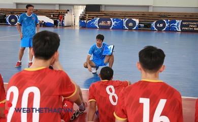 HLV Futsal Việt Nam tiết lộ yếu tố sống còn để giành vé dự World Cup