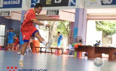 QBV futsal 2020 tự tin cùng ĐT Việt Nam giành vé dự World Cup