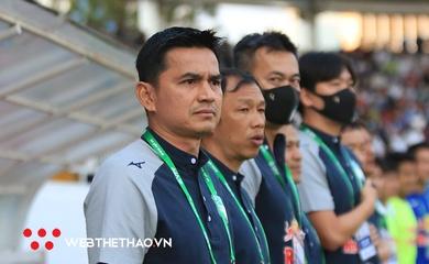 HLV Kiatisuk: Chưa bao giờ dễ dàng khi đối đầu với Hà Nội FC