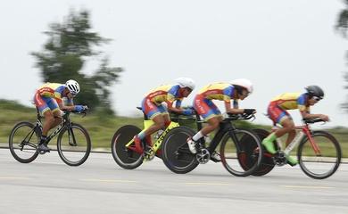 Điều chỉnh lộ trình chặng 6 Giải xe đạp VTV Cúp Tôn Hoa Sen 2020