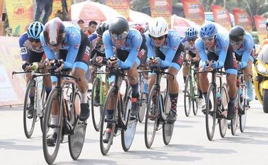 Trực tiếp đua xe đạp Cúp truyền hình HTV 2021 hôm nay 15/4