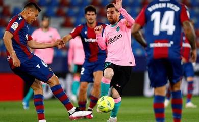 Barca tự hủy diệt cơ hội vô địch La Liga theo cách khó tin