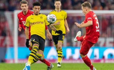 Link xem trực tiếp Bayern Munich vs Dortmund, Siêu cúp Đức 2020