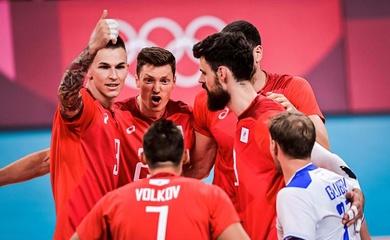 Tại sao bóng chuyền Nga lại mang tên ROC tại Olympic Tokyo 2021?