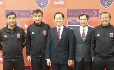 CLB Bình Dương đồng ý đơn từ chức của HLV Phan Thanh Hùng