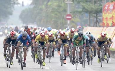 Trực tiếp đua xe đạp Cúp truyền hình HTV 2021 hôm nay 10/4