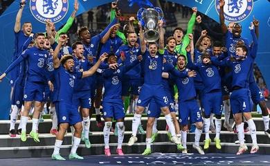 Đội hình xuất sắc nhất Champions League gồm 7 cầu thủ Chelsea