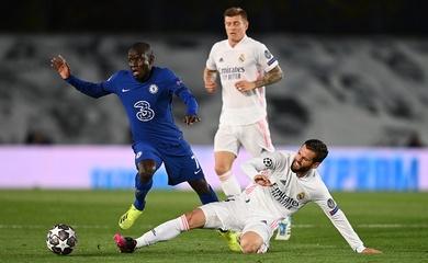 Chelsea có 4 ngôi sao tạo nên sự khác biệt trước Real Madrid