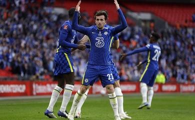 Chelsea cay đắng bị từ chối bàn thắng vào phút cuối trước Leicester