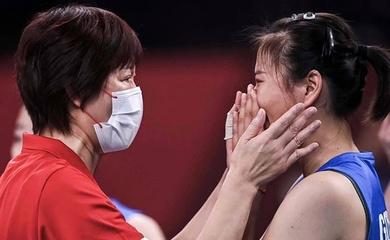 Ngày buồn của bóng chuyền nữ Trung Quốc