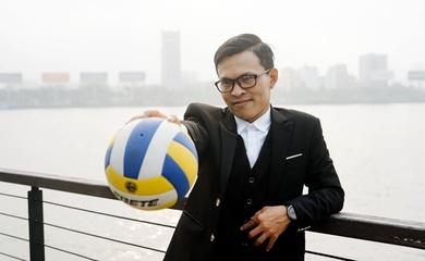 Chàng trai mang ước mơ phát triển Bóng chuyền cộng đồng Đà Nẵng
