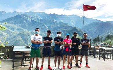 Ông Đoàn Ngọc Hải được mời chạy 100km địa hình