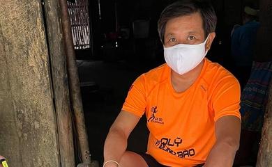 Marathoner Đoàn Ngọc Hải tự nghi nhiễm COVID-19