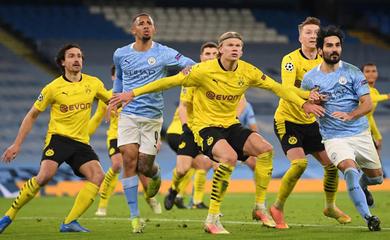 Link xem trực tiếp Dortmund vs Man City, cúp C1 hôm nay 15/4