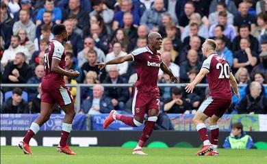 Kết quả Everton vs West Ham, vòng 8 Ngoại hạng Anh