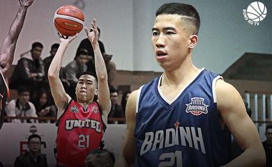 Danang Dragons chiêu mộ ngôi sao đang lên của bóng rổ Hà Nội