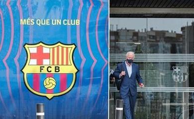 Tin bóng đá mới nhất hôm nay 31/10: Barca có nguy cơ phá sản