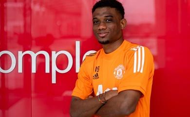Tại sao MU trả 37 triệu bảng cho Amad Diallo chỉ sau 76 phút?